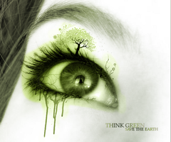 think green by aliceferox