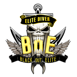 Elite Diver by bewhyareohin