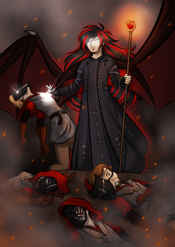 I Am the End - Moutons Noirs by Elwensa