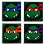 TMNT - 4 up by robertllynch