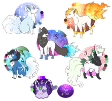 +PKMNation Foxes and Dragons+ (Closed) by min-mew