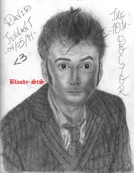 David Tennant aka My Doctor by Bloody-sts