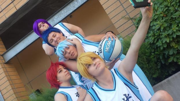 Knb-Summer by SeraphimRose-Cosplay