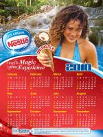 Nestle 2010 Calendar by owdesigns