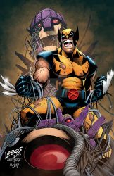 Wolverine Print by RossHughes