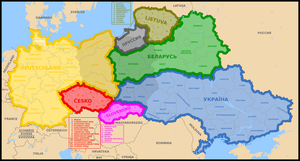 Future partition of Poland by matritum
