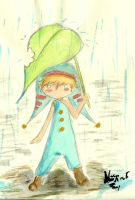 Rain Fairy by RadicalKoji