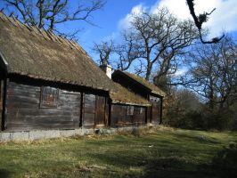 Old cottage 1 by CAStock