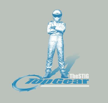 Top Gear - The Stig by ROCINATE