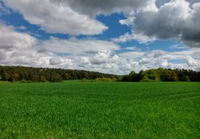 clouds by Mittelfranke