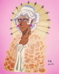 Padme Allura by n-trace