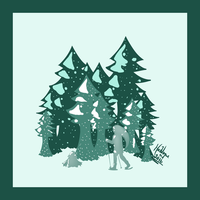 28 Snover + Snowtrees