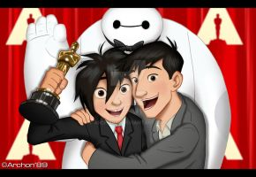 Big Hero 6 - We won! by Archon89