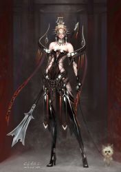 The Lady Erlang by casimir0304