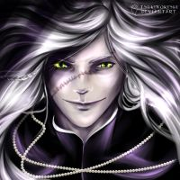 Undertaker Speedpaint by Kali-Mav