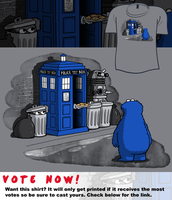 Woot Shirt - Best Cookies Of All Time by fablefire