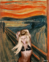 The scream of our generation. by HOGArts