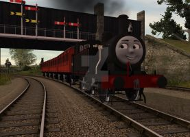 Sodor Workshops Release: Jinty by PeterSamFanNo4