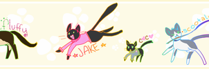 Our Kitties by Unicorniness