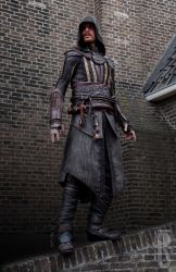 Assassin's Creed Movie - Aguilar cosplay finished by RBF-productions-NL