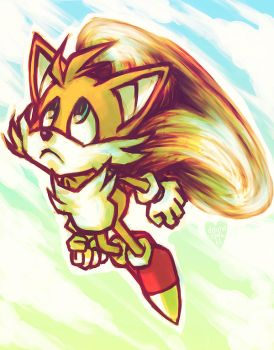 tails by littlemotorcar