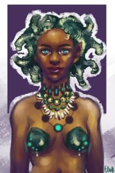African Princess by Xenelith