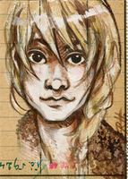 ACEO for Yone-kun - bonus by chid0
