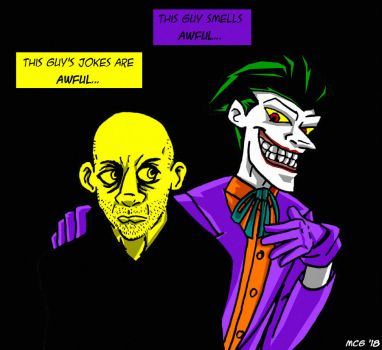 Colorful Bastards- Junior and Joker by Dreven
