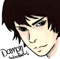 damon salvatore by angelsaga