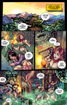 Andrea and Rachael: Enter The Peril Zone! PAGE 1 by AJthe90skid