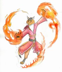 Ignis Catus by WickusE