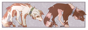 Dog Adopt Batch - 2/2 Closed by Adoptables-station