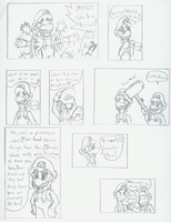This is why they fight p.17 by luigi2cool