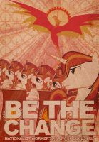 Be The Change, NWPE by Etherium-Apex