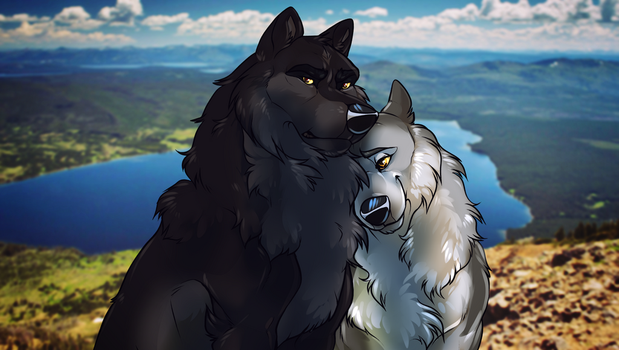 Alphas of the Valley by Hukkahurja