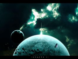Impacts - II by emailandthings