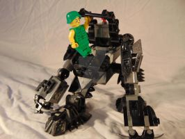 Mech suit by Wolvesblade-MOC