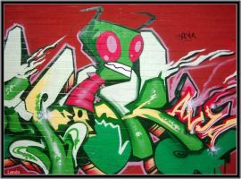 Grafitti Two by LENDO