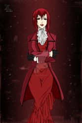 Madame Red by Master-Zelos