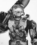 Master Chief II by shadwgrl