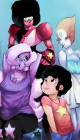 The gems by Yunni-Universe