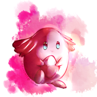 Chansey doodle