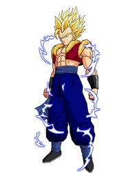 Gogetto SSJ 2 by ansemporo002