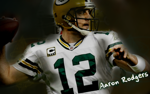 Aaron Rodgers Wallpaper by dpmm07