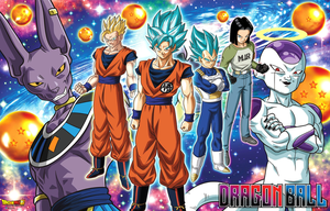 DB Super Wallpaper 2017 (Oficial) by SergioFrancZ