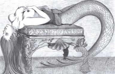 Requiem For A Mermaid by TheWhiteLighter