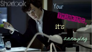 Sherlock Your thinking by Poofily