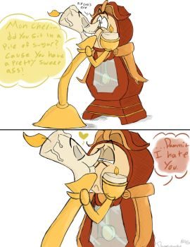 Real Smooth, Lumiere by DrawMeAPonyNamedBob