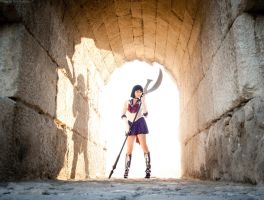 Sailor Saturn: mystical senshi by LoveSenshi