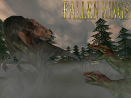 Carnivores Fallen Kings : Barynychus surprise by Keegz97